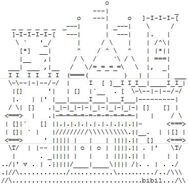 ASCII Art. 8-223eb23
