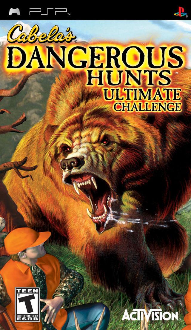 Cabela's Dangerous Hunts : Ultimate Challenge